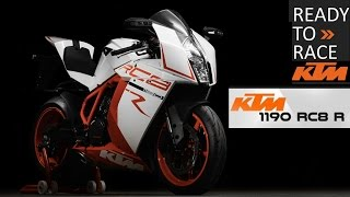 4. KTM 1190 RC8 R : 2015 : Offical Video