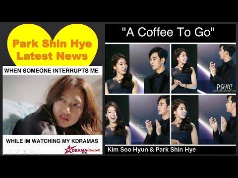 A coffee to go-Kim So Hyun and Park Shin Hye-New Korean Drama