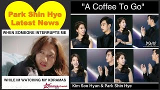 Video A coffee to go-Kim So Hyun and Park Shin Hye-New Korean Drama MP3, 3GP, MP4, WEBM, AVI, FLV Maret 2018