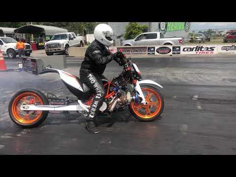 KTM 690 Testing New Video!!!