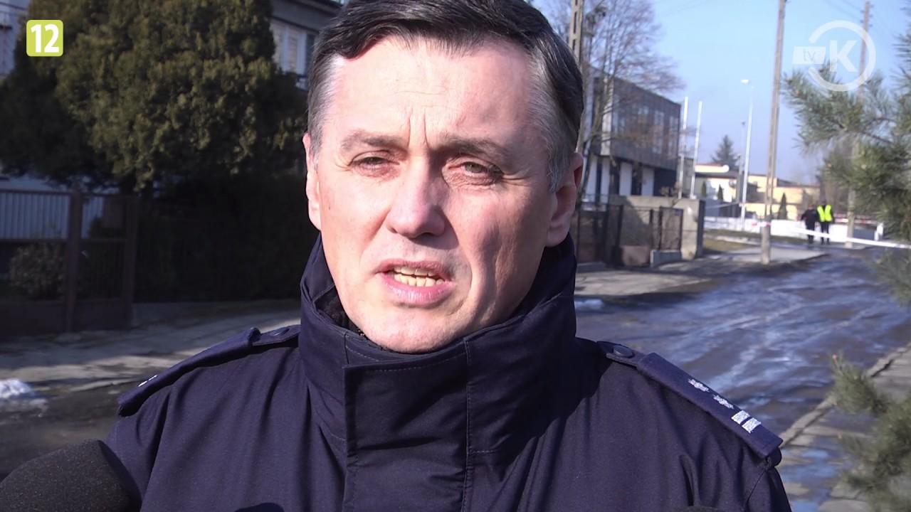 Wybuch bomby w komisariacie w Kłodawie. Opis wydarzenia
