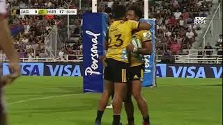 Jaguares v Hurricanes Rd.3 2018 Super rugby video highlights
