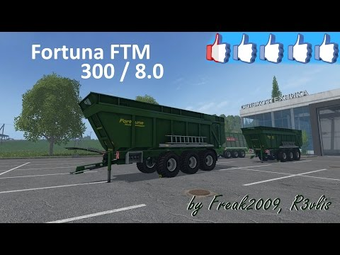 Fortuna FTM 300 / 8.0 v1.0