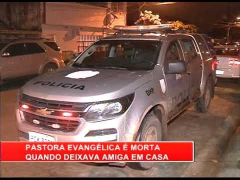 [RONDA GERAL] Pastora evangélica é assassinada no Ipsep