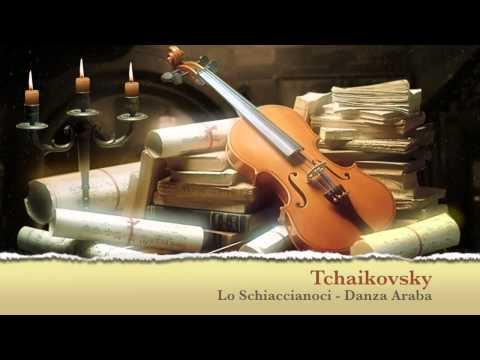 Lo Schiaccianoci (Danza Araba) - Tchaikovsky JUST CLASSICAL !
