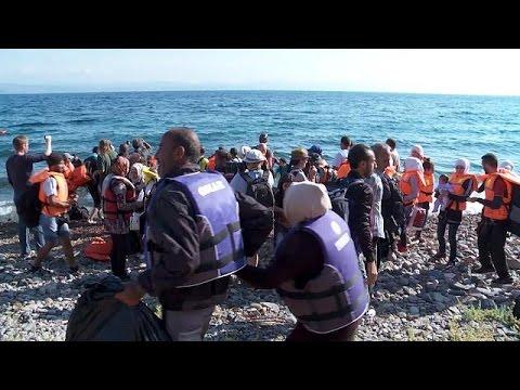 ΟΗΕ – Πρόσφυγες: Σε Έλληνες εθελοντές το διεθνούς κύρους βραβείο Νάνσεν