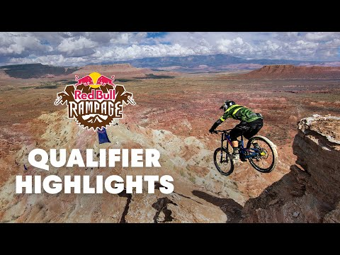 Red - Find exclusive Red Bull Rampage content here: http://redbullrampage.com The 2014 Red Bull Rampage qualifying round featured progressive and daring mountain bike riding in the treacherous sandstone...