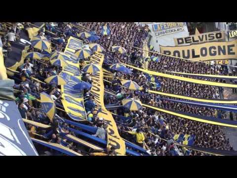 Video - Boca Tigre 2015 / Dale dale dale dale dale Boca - La 12 - Boca Juniors - Argentina
