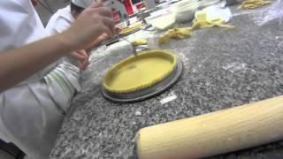 Ma première tarte aux abricots