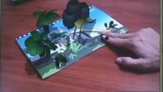 Interactive game book