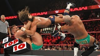 Top 10 Raw Moments  Wwe Top 10  February 11  2019