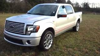 Sold..2011 HARLEY DAVIDSON FORD F-150 SUPERCREW AWD 6.2 V-8 CALL FORD OF MURFREESBORO 888-653-8056