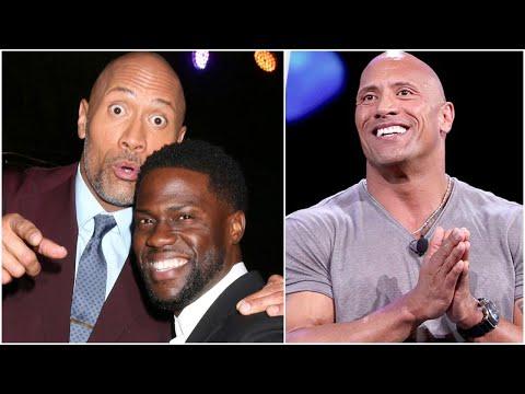 Dwayne Johnson & Kevin Hart Surprises Fans At A Movie Theater Jumanji: The Next Level