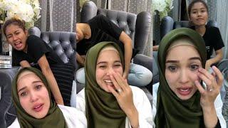 Video Emma Maembong gelak sampai cair makeup kacau PA melatah MP3, 3GP, MP4, WEBM, AVI, FLV Desember 2018