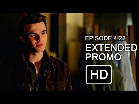 Vampire Diaries Extended Promo - The Vampire Diaries Season 4 Episode 22 Extended Promo/Preview