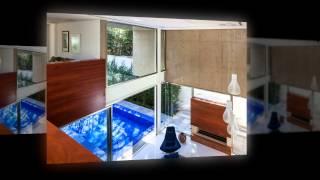 Архитектура дома MG от студии Reinach Mendonça Arquitetos Associados