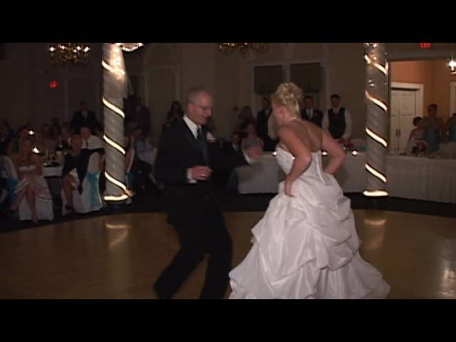 Father/Daughter Dance - A Wink and a Smile