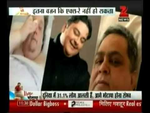Zee News EXCLUSIVE : Meet the World's Fattest Man