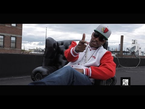 Music Video: Camron Ft Wiz Khalifa & Smoke DZA – Touch The Sky