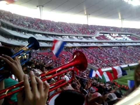 CHIVAS vs tigres 2014 (Ella Dijo) - Legión 1908 - Chivas Guadalajara