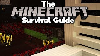 Blaze Farm, Pt.2: Troubleshooting • The Minecraft Survival Guide (Tutorial Lets Play) [Part 89]