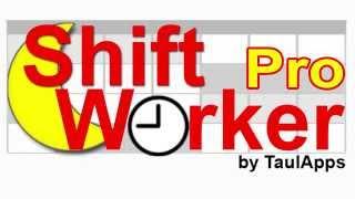 Shift Worker Pro YouTube video