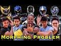 MORPH PROBLEM: Legendary Rangers [Power Rangers x Space Sheriff x Bima-X]