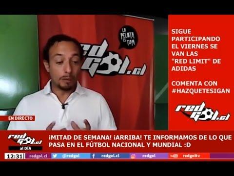 #RedGolAlDia - 25 de enero 2017 (видео)
