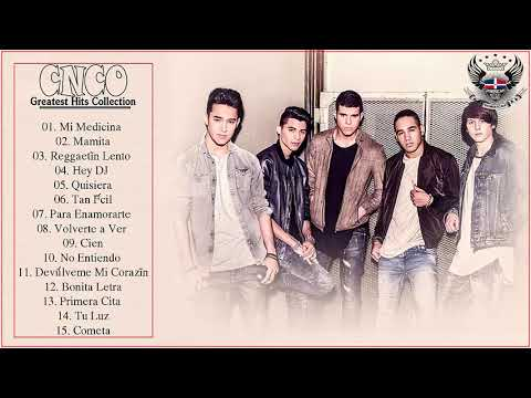 CNCO 2018 | CNCO Mix Songs Full Album