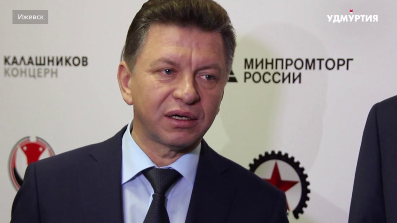 Виктор Савельев о предприятиях оборонно-промышленного комплекса Удмуртии