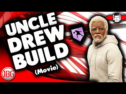 NBA 2K18 Uncle Drew MOVIE Archetype for MyCAREER - Best Point Guard Build IN THE GAME