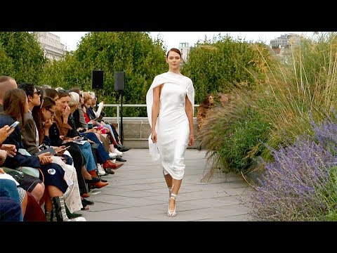 Roland Mouret   Spring Summer 2019 Full Fashion Show   Exclusive (видео)
