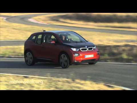 Quick Spin: 2014 BMW i3