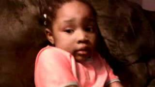 3 year old sings broken hearted girl by Beyonce