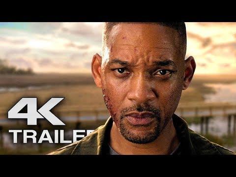 GEMINI MAN Trailer (4K ULTRA HD) 2019 - Will Smith Movie