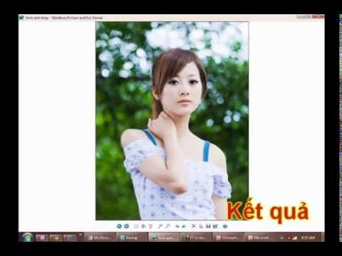 Cách cắt hình ảnh đơn giản không cần Photoshop - Thời lượng: 98 giây.