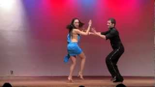 Toronto Bachata Festival 2013 Bachata Competition Finals.mp4