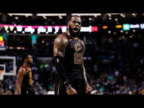 NBA: «Μυθικός» Λεμπρόν οδήγησε τους Καβαλίερς στον τελικό…