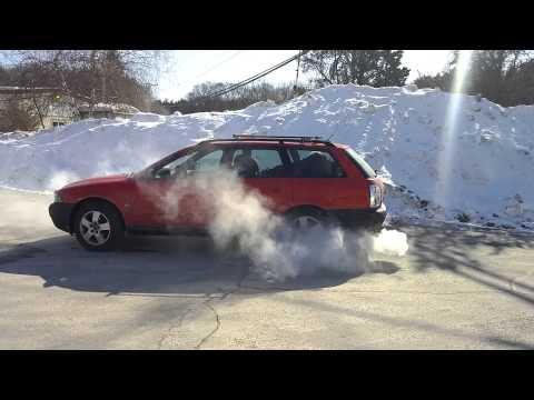30 miles TURBOPARK turbo install Audi A4 1.8t