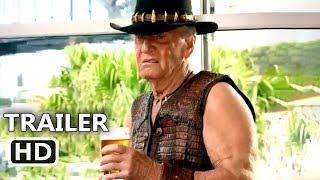 Video DUNDEE Official Final Trailer (2018) Paul Hogan, Chris Hemsworth, New Super Bowl Commercial Movie HD MP3, 3GP, MP4, WEBM, AVI, FLV April 2018