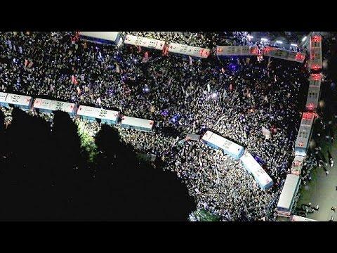 Ιαπωνία: Αντικυβερνητική διαδήλωση στο Τόκιο