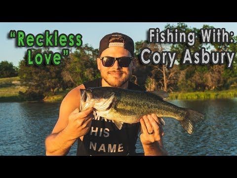 Fishing With Cory Asbury From Bethel Worship! (Reckless Love Song)