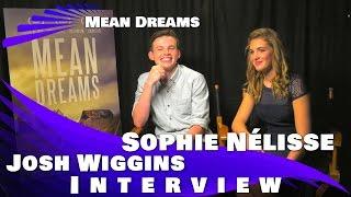 Nonton Mean Dreams    Sophie Nelisse And Josh Wiggins Interview Film Subtitle Indonesia Streaming Movie Download