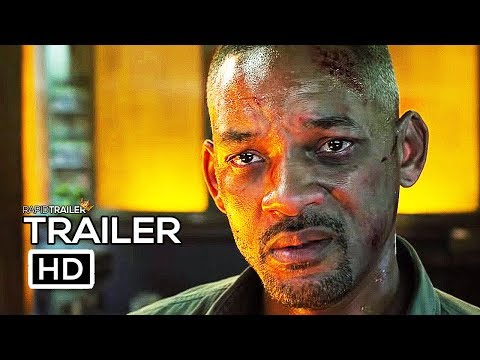 GEMINI MAN Official Trailer #2 (2019) Will Smith, Sci-Fi Movie HD