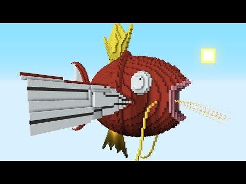 Minecraft vs Pokemon Go  | GIGA MAGIKARP!! - Thời lượng: 2 phút, 43 giây.