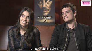Nonton Interview Of Claudia Traisac And Josh Hutcherson In Paris  Escobar  Paradise Lost  Film Subtitle Indonesia Streaming Movie Download