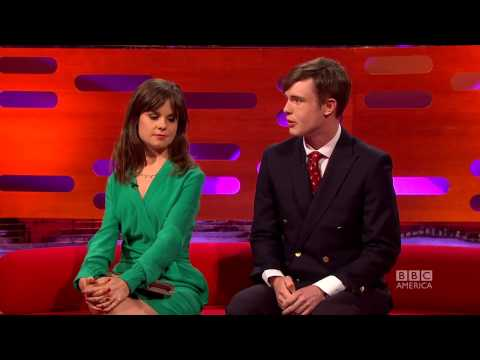 Almost Royals Poppy & Georgie on Comparisons to William & Kate THE GRAHAM NORTON SHOW (Full Scene)