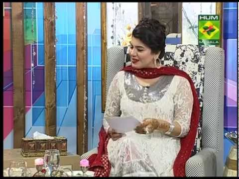 Abeel Javed the bomb babe MASALA TV 2015 07 21 17 56 47