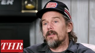 Video Ethan Hawke Explains Why The Blazy Foley Biopic 'Blaze' is Not a Biopic | Sundance 2018 MP3, 3GP, MP4, WEBM, AVI, FLV Juni 2018