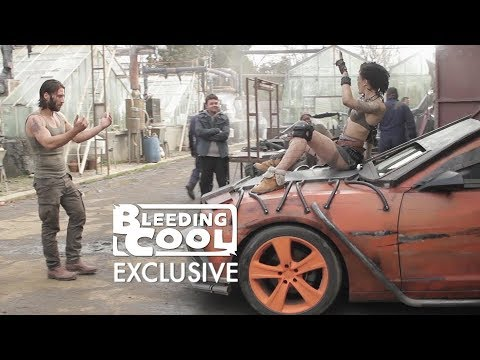 Cars and Drivers - Death Race: Beyond Anarchy - Bleeding Cool Exclusive